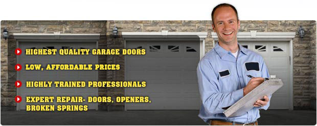 Pittsburgh Overhead Garage Door Repair